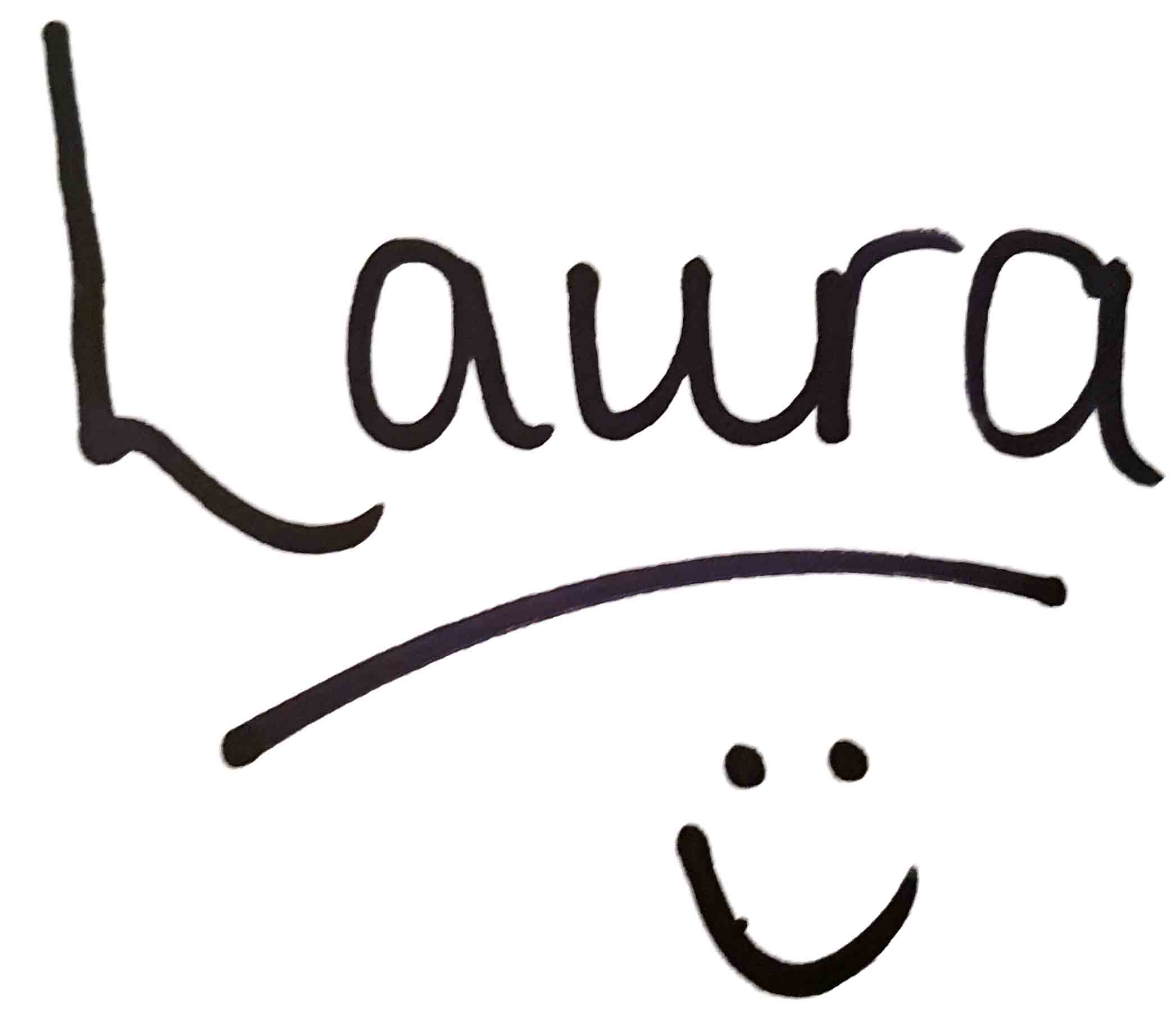 Laura Signature Extracted Lowest Res